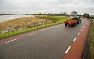 Waterschap Rivierenland, Traject Kinderdijk-Schoonhovenseveer, Nieuwsbrief